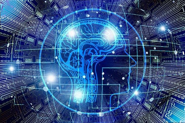 cerveau en train d'être reprogrammé